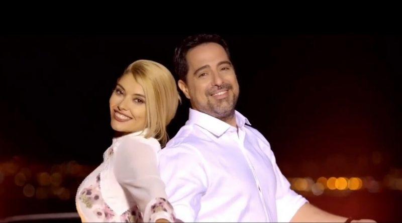 """Ева от """"На кафе"""" се снима в клип на гръцка звезда"""