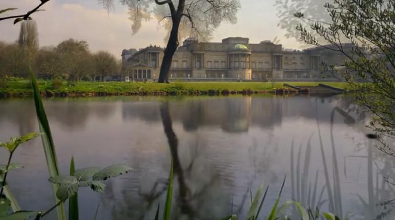 Градините на Бъкингам вече приемат посетители