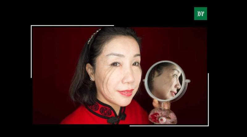 Жената с най-дългите мигли с нов рекорд (видео)