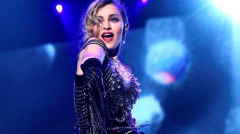Вижте какво е общото между Мадона и известна верига за понички