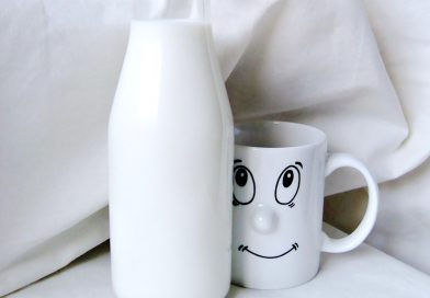 Отново във форма без млечни продукти