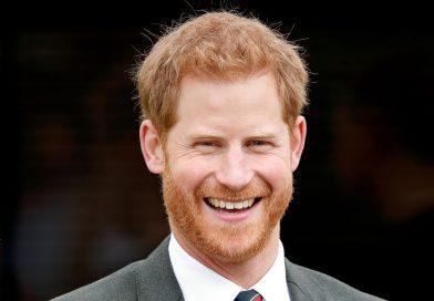 Честит рожден ден, принц Хари!