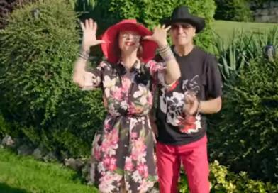"""Катя и Здравко от дует """"Ритон"""" греят във видео с френски шик (снимки и видео)"""