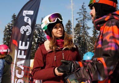 Саня Жекова дава съвети за безопасно движение в планината
