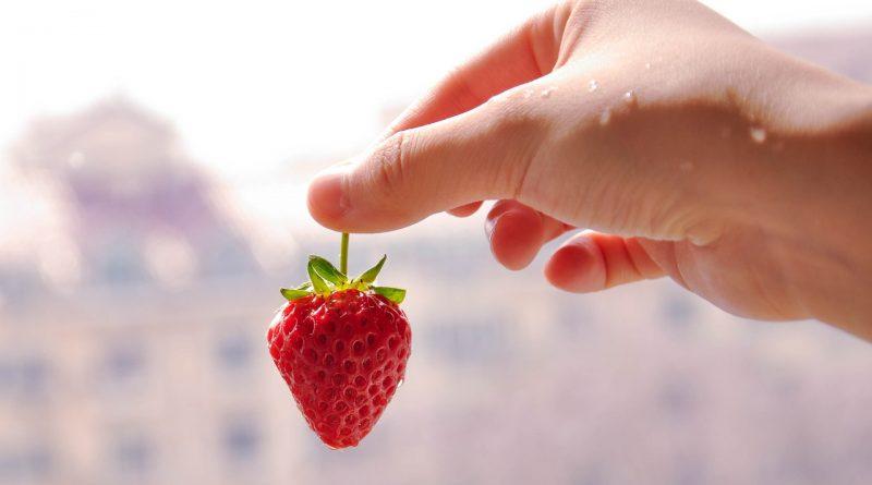Избери си плод и зеленчук, виж какъв си