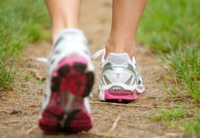 Разходката също е фитнес
