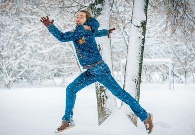 Бягане през зимата? Чудесна идея!