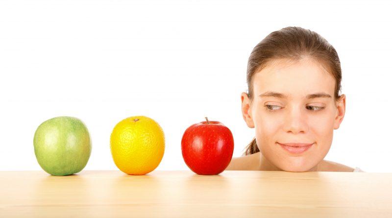 Любимият плод издава характера